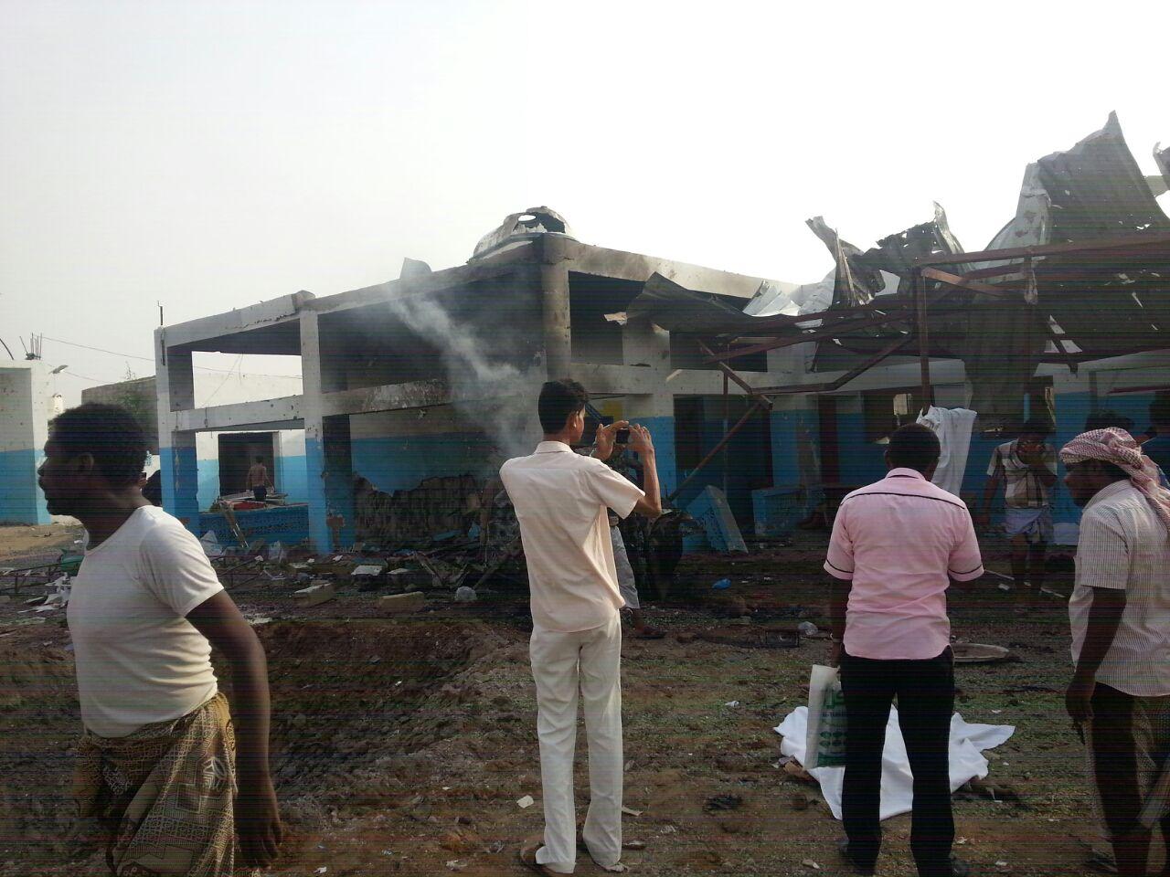 Yemen  ospedale colpito da attacco aereo: 11 persone uccise e almeno 19 feriti