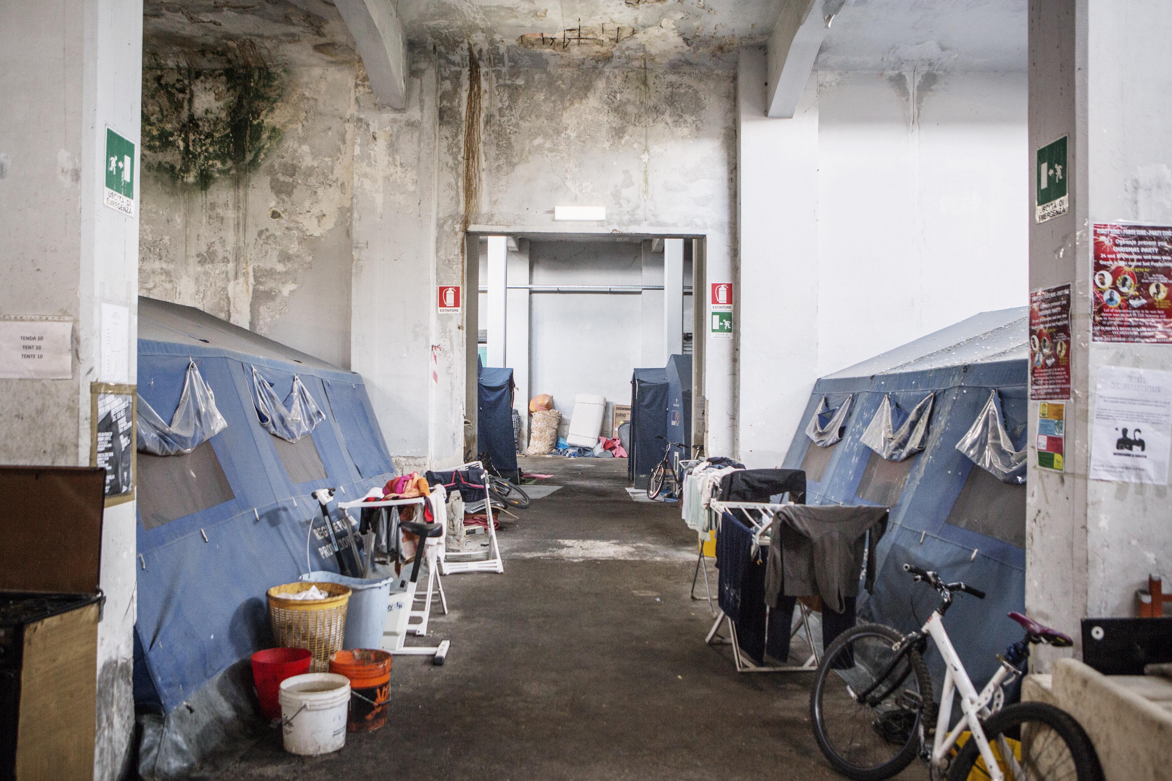 Presentazione del rapporto MSF Fuori Campo a Padova