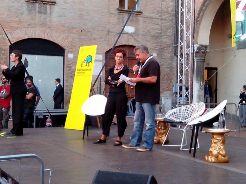 Dal 2 al 4 ottobre saremo al Festival di Internazionale a Ferrara