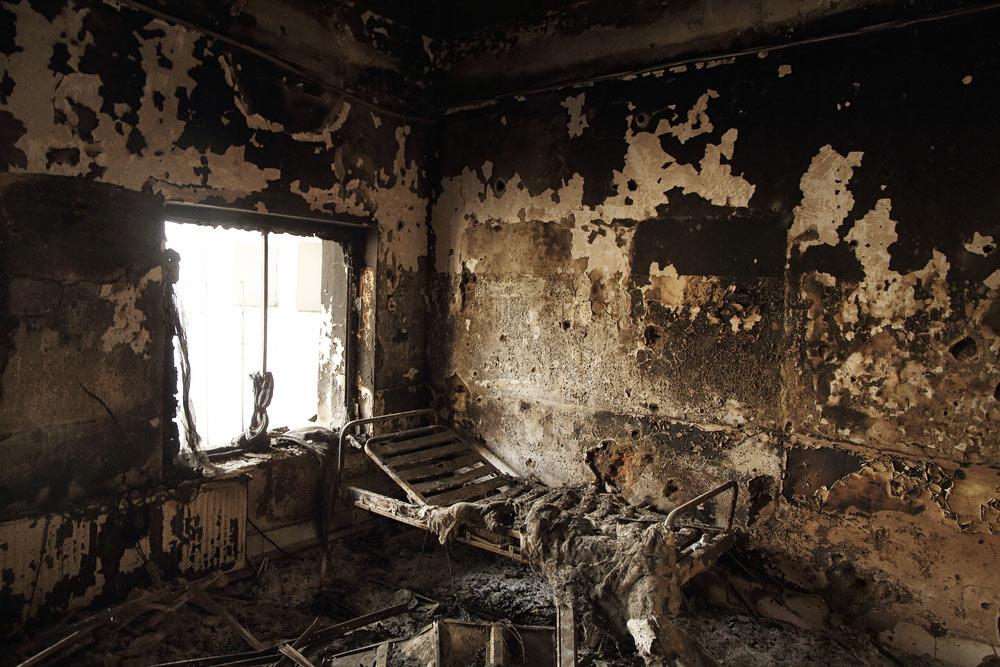 Bombardato il nostro ospedale a Kunduz. Un anno dopo