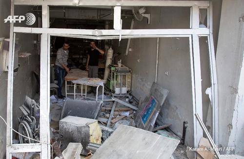 Siria: MSF chiede al governo siriano e ai suoi alleati di fermare i bombardamenti indiscriminati su Aleppo