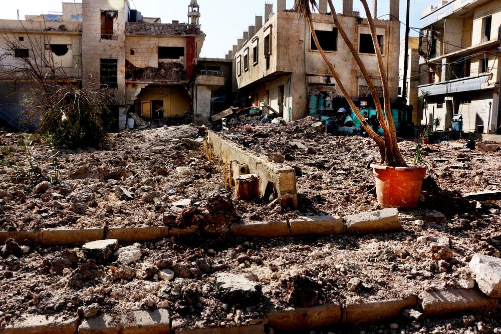 Siria: medici siriani pronti a rientrare ad Aleppo est. Ma serve passaggio sicuro