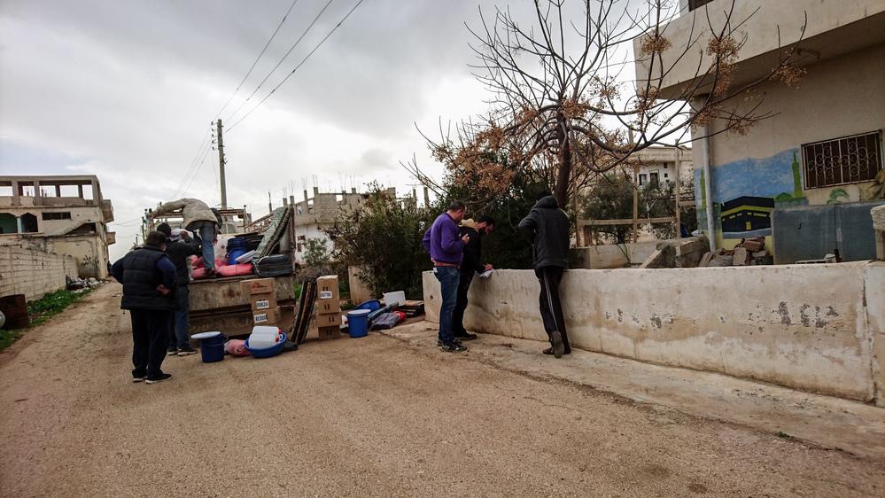 Sud Siria: come si sopravvive in un villaggio martoriato dalla guerra
