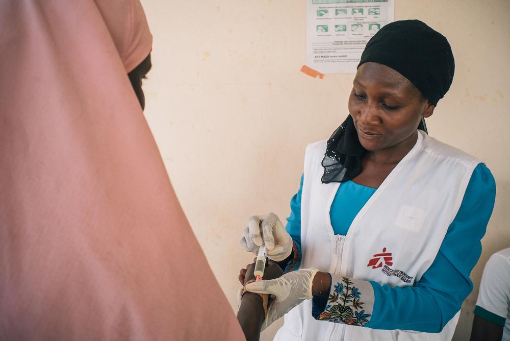 Nigeria e Niger: rispondiamo a un epidemia di Meningite C