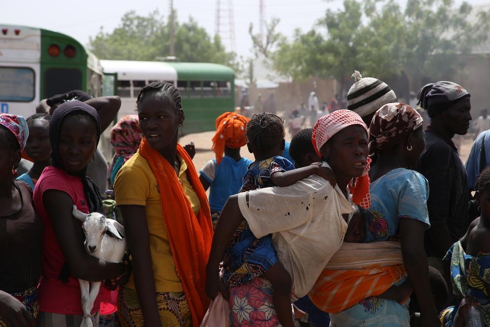 In aumento i rifugiati nigeriani che dal Camerun tornano in Nigeria