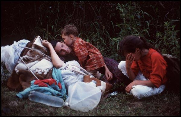 Srebrenica 20 anni dopo: MSF diffonde i documenti che rivelano i dilemmi dell?organizzazione al tempo del massacro