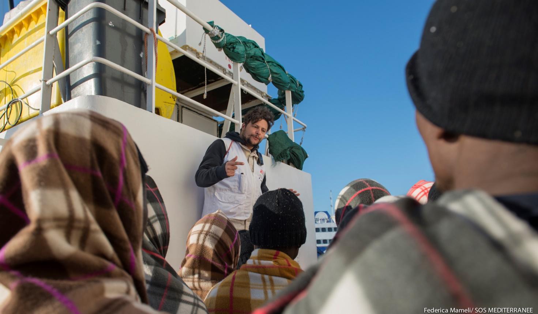 In Libia ho vissuto un inferno senza inizio e senza fine
