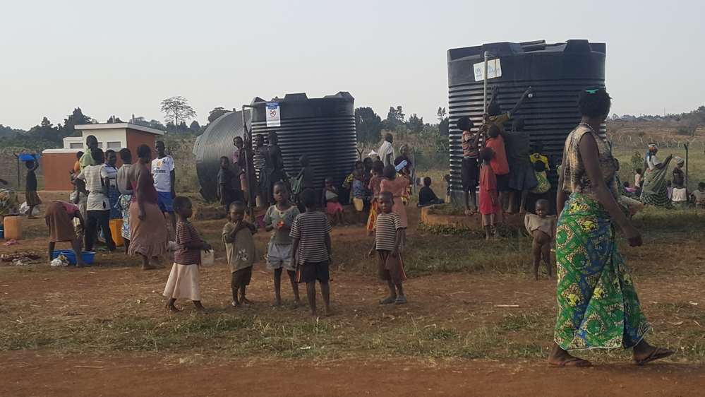 Uganda: epidemia di colera nei campi rifugiati