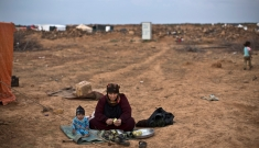 "MSF Press Release: Syrian Refugees Stranded in the ""Berm"" Jordan/Syria Border"