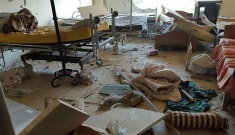 MSF Supported Hospital Bombed in Idlib, Syria