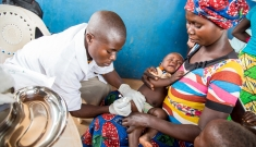 multi-antigenes vaccination campaign in CAR