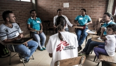 Mental Health in Colombia, September 2014