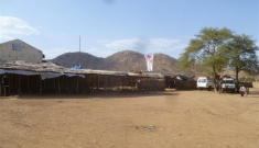 MSF Hospital in Farandallah - Frandala - South Kordofan