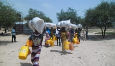 Niger: NFI distributions in Toumour