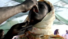 Oral cholera vaccination campaign, South Sudan, Maban, Dec'12/Jan'13