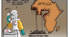 Ebola Crisis Cartoon