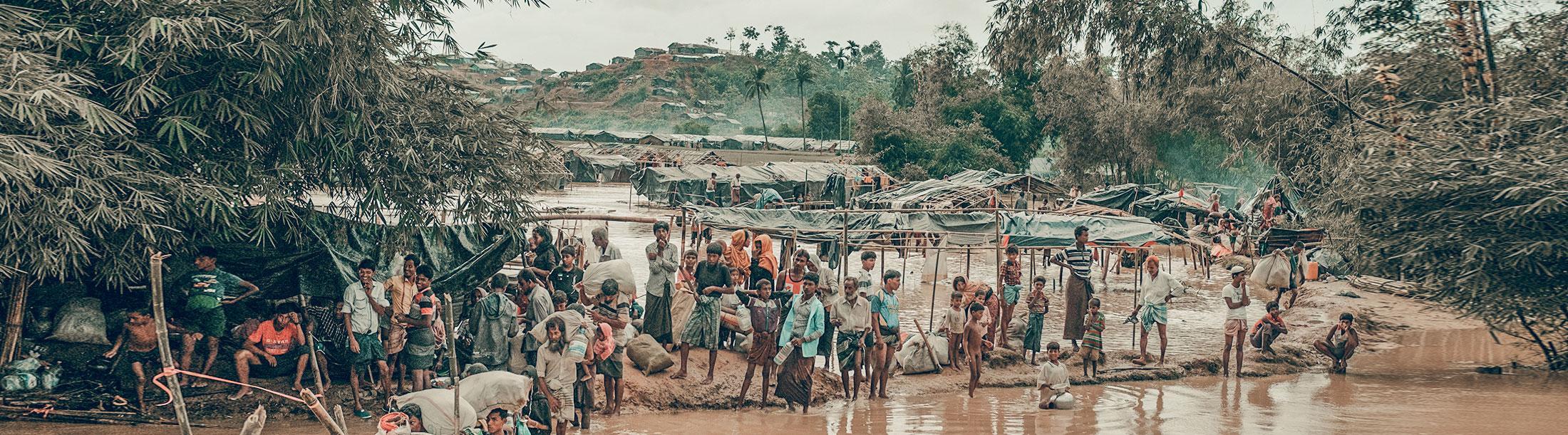 Popolazioni in fuga