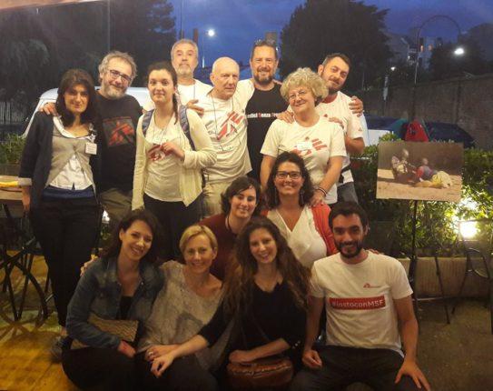 Gruppo Di Milano Medici Senza Frontiere Italia