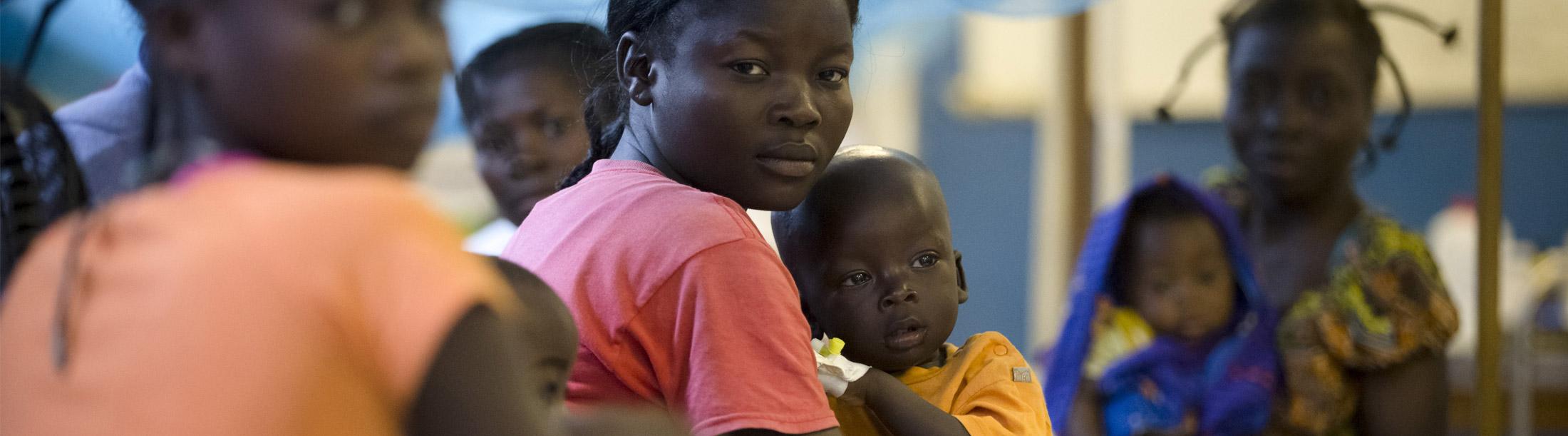 MSF e GUFO® Italy: insieme contro la malaria in Repubblica Democratica del Congo