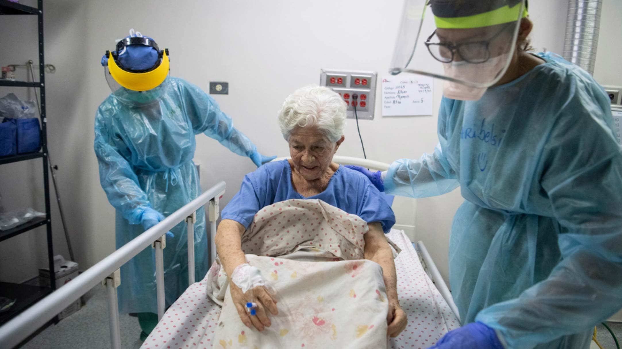 Cure nella pandemia di Covid-19