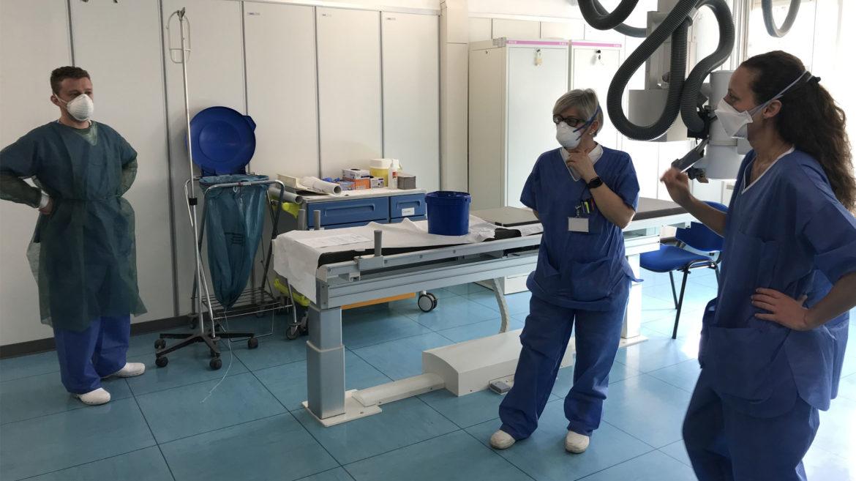 Coronavirus Italia: MSF in azione nel lodigiano e nelle Marche
