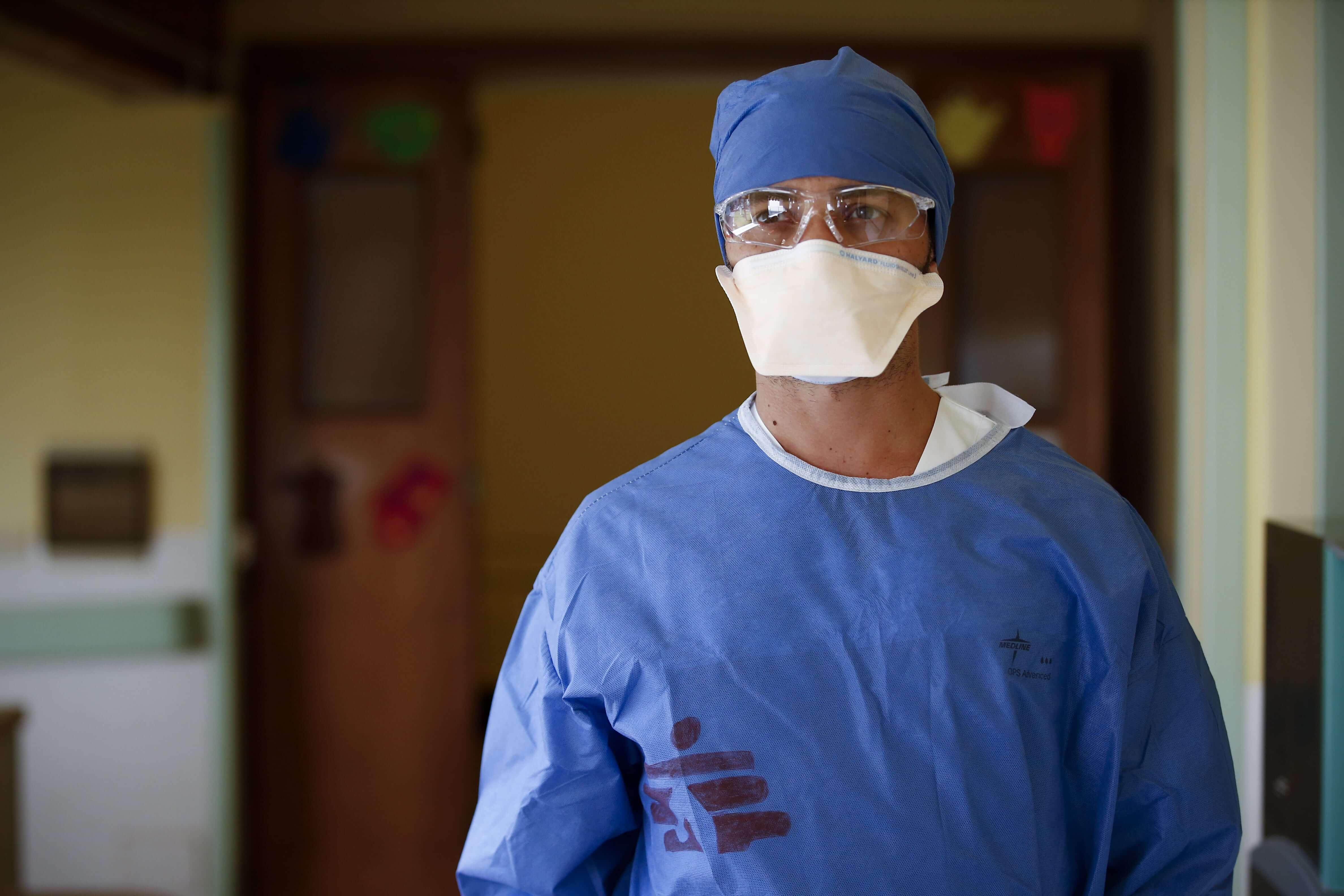 Coronavirus: Operatore MSF nella Marche