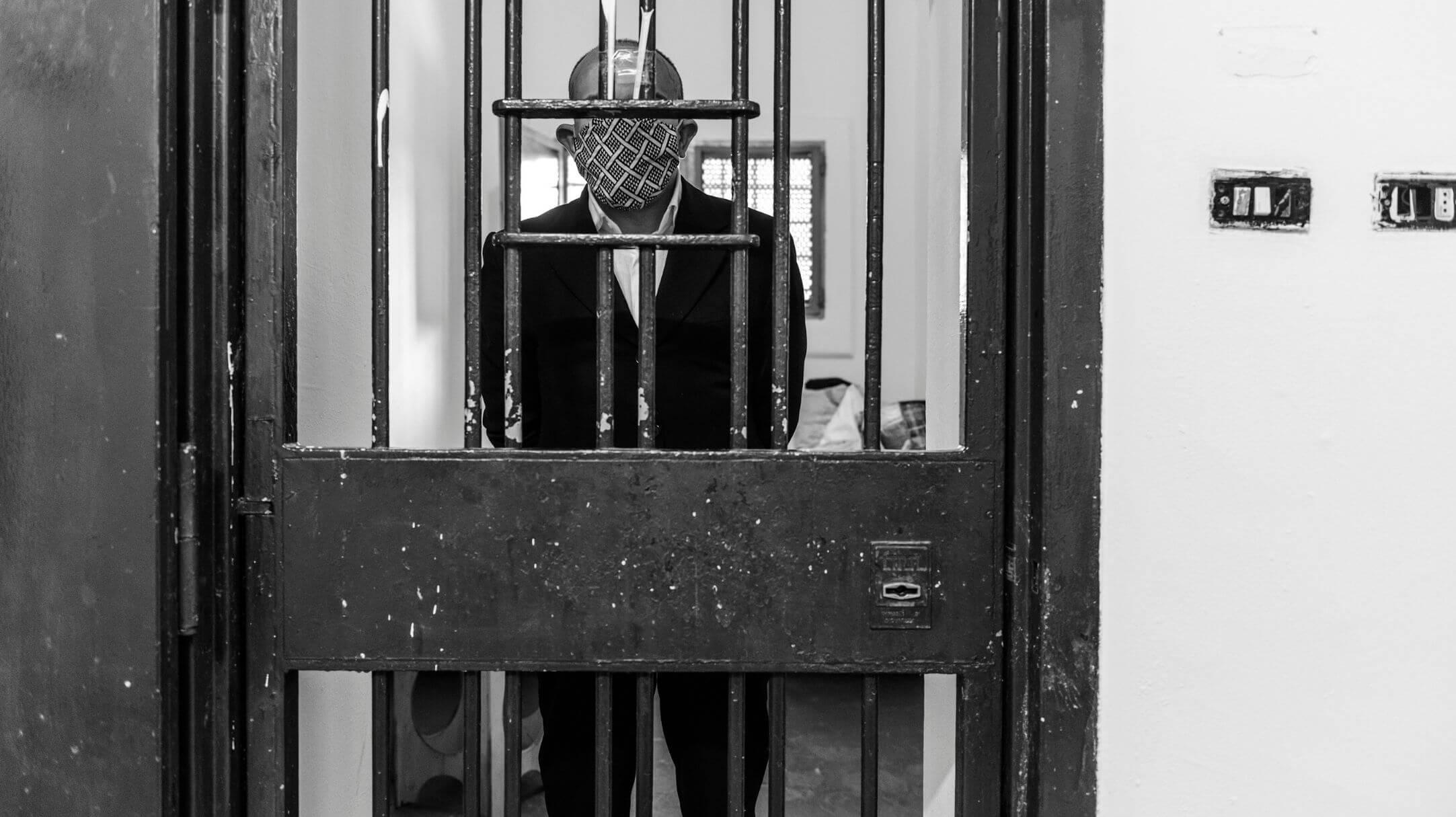 Cella del carcere di San Vittore, a Milano