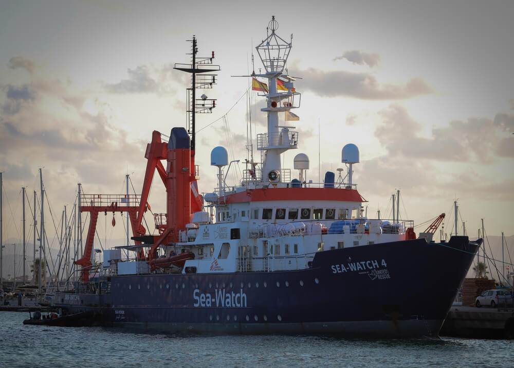 Nave Sea-watch 4