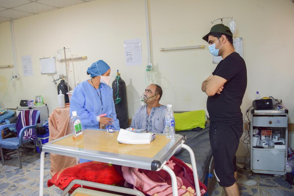 Ospedale di Al-Kindy, Baghdad