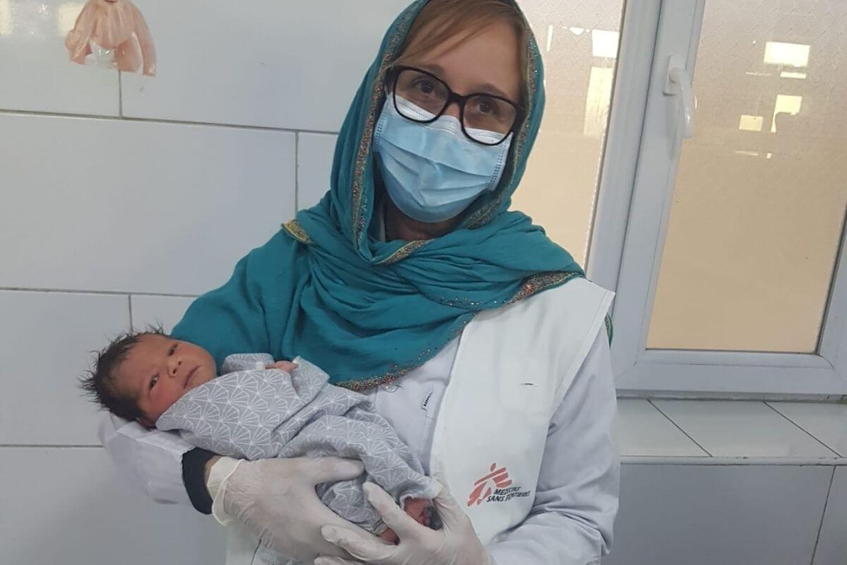 Marina Castellano a Khost