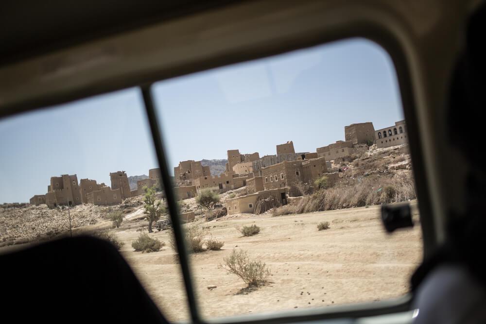 Strada yemenita
