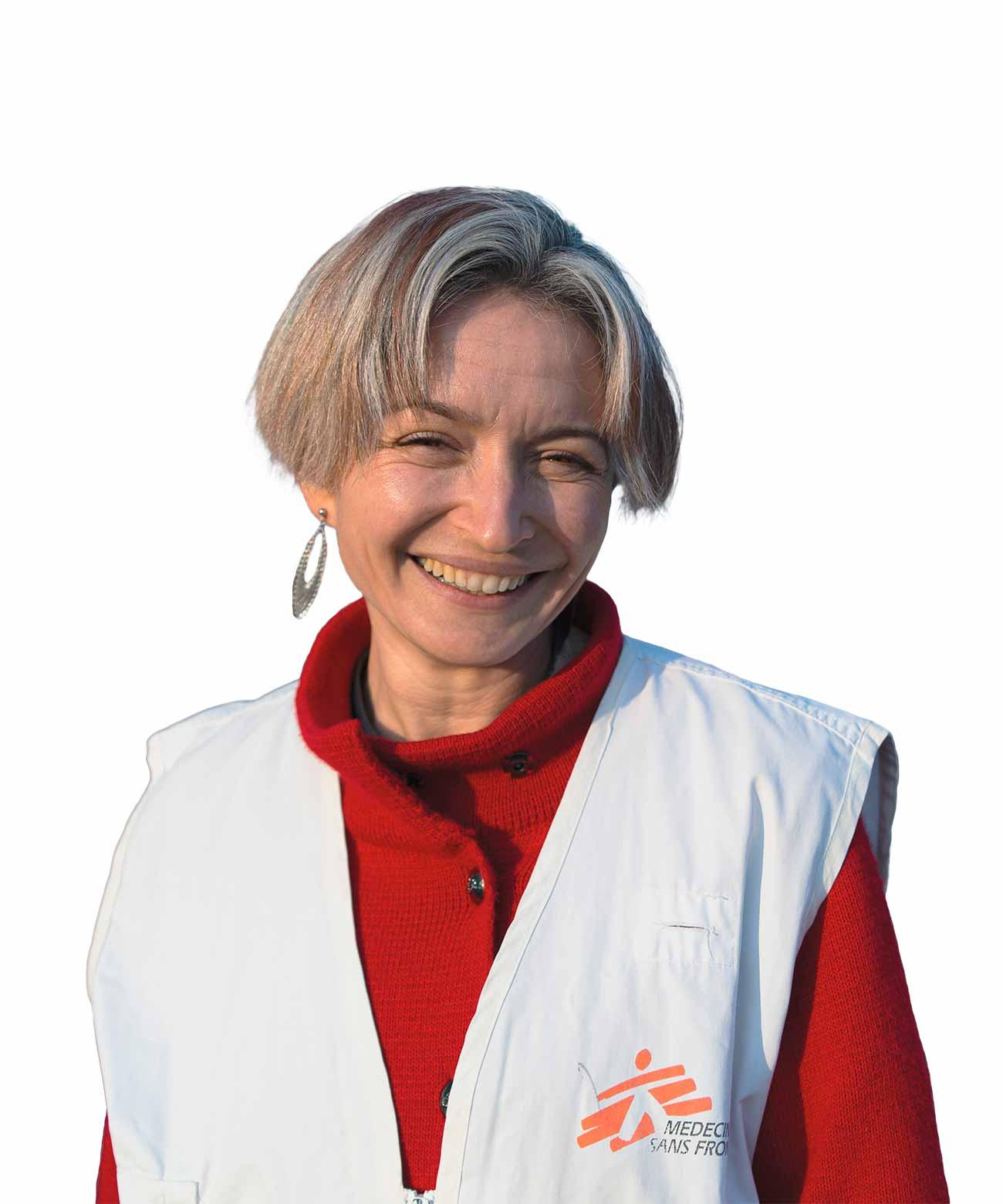 Chiara Lepora MSF
