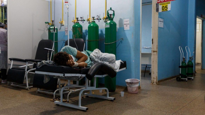 Covid19 in Brasile: pronto soccorso a Porto Velho