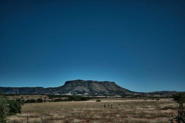 Zona montuosa che circonda l'area di Ranobe