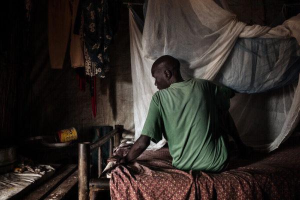 Paziente MSF , Sud Sudan