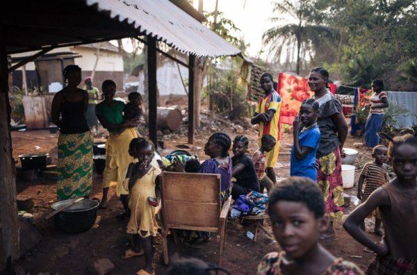 Sostegno di MSF alle popolazioni di Bangassou e Ndu
