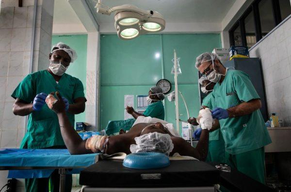 Medici MSF in Camerun
