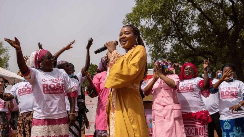 ottiobre rosa in Mali