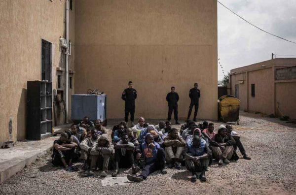 MSF Libya