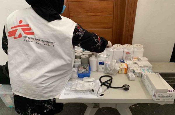 MSF Libia